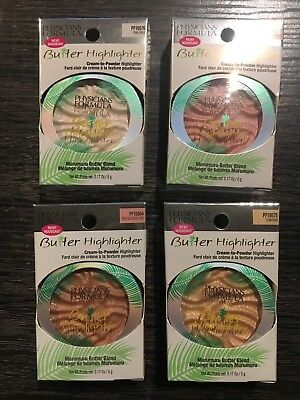 Physician's Formula Butter Highlighter Lot of 4 NIB