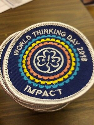 Girl Guides / Scouts WTD Impact 2018