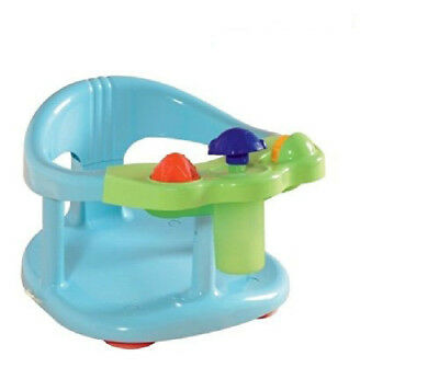 Baby Bath Tub Ring Seat KETER BLUE  FAST SHIPPING+ water pump toys