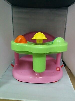bath ring Baby Tub  Seat KETER Pink  FAST SHIPPING+ Christmas SPECIAL EDITION