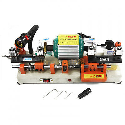 Laser Copy Duplicating Machine DF 238BS With Full Set Cutters For Lock Tools