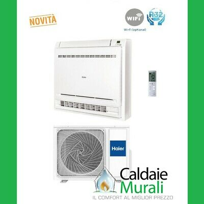 Conditionneur D'Air Convertisseur Haier Console Sol 12000 Btu Af35s2sd1fa