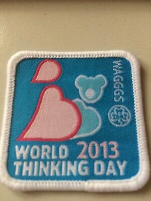 Girl Guides / Scouts Thinking Day 2013
