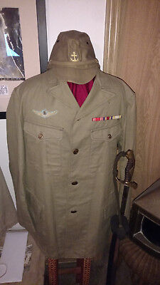 WWII Imperial Japanese Navy SNLF Uniform.