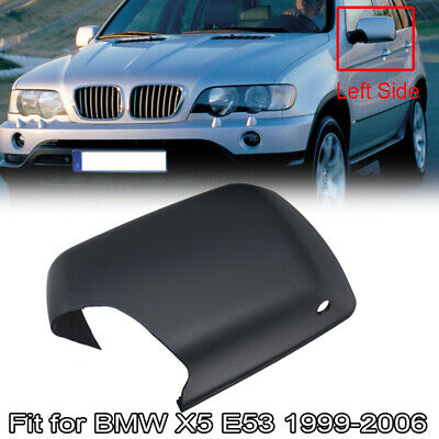 For BMW E53 X5 Wing Door Mirror Cover Casing 2000-06 Passenger Side 51168266733