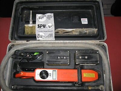 Spy 790 Portable Stick Holiday Detector 5-35kv - Pipeline inspection