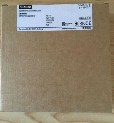 Siemens 6Es7541-1Ab00-0Ab0 6Es7 541-1Ab00-0Ab0 New In Box 1Pcs