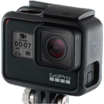 GOPRO Videocamera Hero7 Black 12MP UltraHD 4K Colore Nero