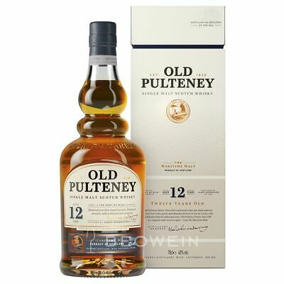 Old Pulteney 12 Jahre 0,7 l Highland Single Malt Scotch Whisky