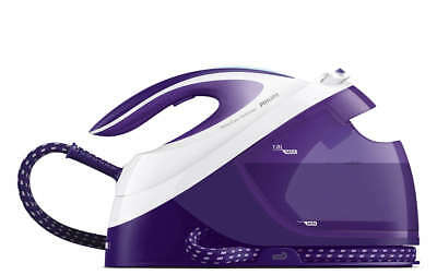 PHILIPS Centrale vapeur PerfectCare Performer GC8721/30 Semelle Steamglide Plus