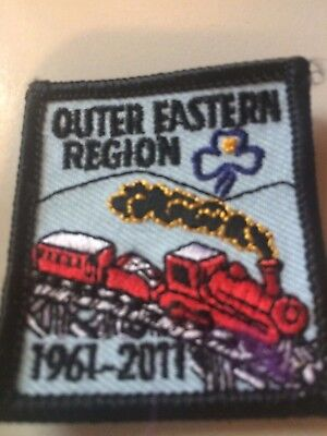 Girl Guides / Scouts Outer Eastern Region 1961-2011 Obsolete