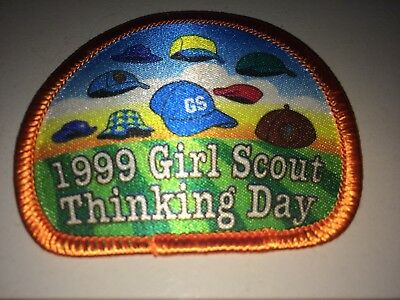 Girl Guides / Scouts Thinking Day 1999
