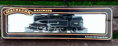 MAINLINE OO GAUGE CLASS N2 BR BLACK 0-6-2 TANK LOCOMOTIVE 69531 (1M) 99p Start