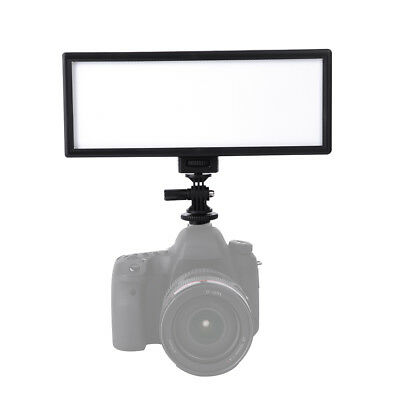 Viltrox L132T Portable Dimmable LCD Video Light for Studio Photography DV Cam UK
