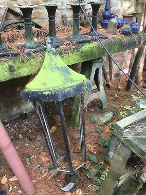 architecheral antique old lighting lampost top large top