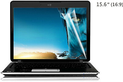 """15.6"""" Laptop Screen Protector for major Brands, Toshiba, Acer, Dell, Aus, HP,"""