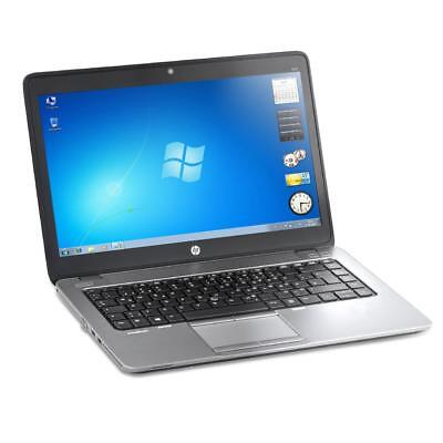 HP EliteBook 840 G1 i5 4300U 8GB 256GB SSD 1600x900 UMTS CAM Win 7