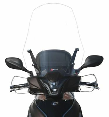 PARABREZZA 4mm KYMCO PEOPLE S 125 i / 150i ABS (2018 ) ART. 33476 SOLO LASTRA