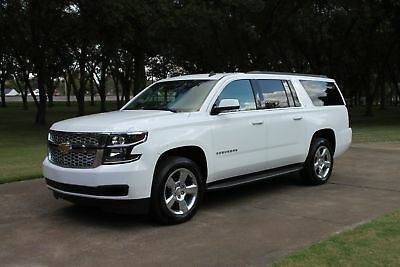 "2015 Chevrolet Suburban LT LT Perfect Carfax Michelin Tires Perfect Carfax Heated Leather Seats Navigation 20"" Wheels New Michelin Tires"