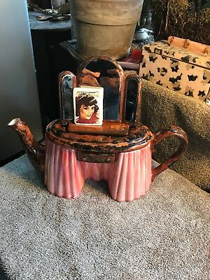 Teapot, Tony Carter, Made In England, Limited Edition, 97/1475