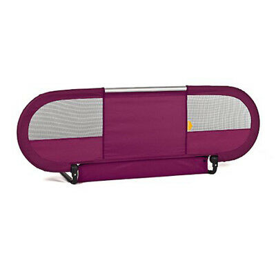 Baby Home Side Bed Rail in Purple
