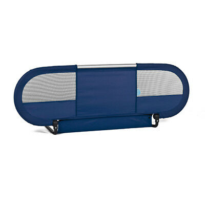 Baby Home Side Bed Rail in Navy Blue
