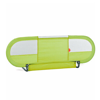 Baby Home Side Bed Rail in Lime