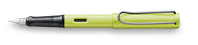 Lamy Füllhalter 052 AL-star charged green M, Special edition