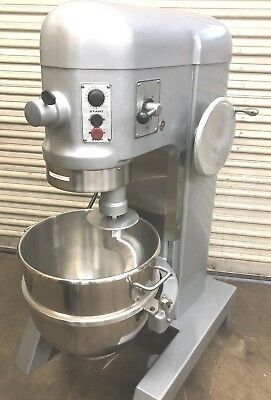 Reconditioned Hobart 60 Quart Mixer, Model H600, Must See! Nice! 60 Qt