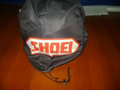 Motorcycle Helmet Bag Microfiber Shoei Helmet Bag Carry Helmet Duffle Black