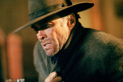 Clint Eastwood Unforgiven Color 24X36 Premium Quality Poster