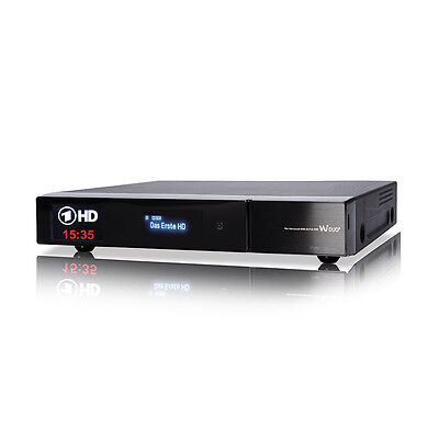Vu + Duo ² Duo2 2 x DVB-S2 Tuner Twin HDTV Satellite Receiver Linux Pvr Ready