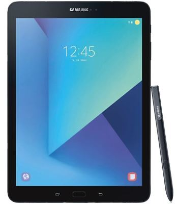"Samsung Galaxy Tab S3 Wi-Fi (SM-T820) Tablet-PC 9,86"" 4GB RAM 32GB Schwarz"
