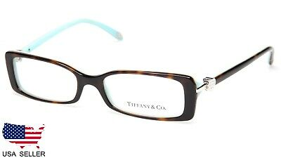 11fa55c0ac2 NEW TIFFANY   Co. TF 2035 8134 HAVANA EYEGLASSES GLASSES 50-16-135 ...