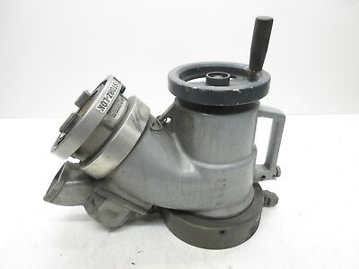 """AWG Firetruck Fire Fighter Piston Intake Relief Valve 5"""" NH x 4"""" STORZ"""