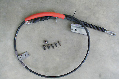 94-98 Mustang Gt Cobra Automatic Transmission Shifter Cable With Oem Hardware