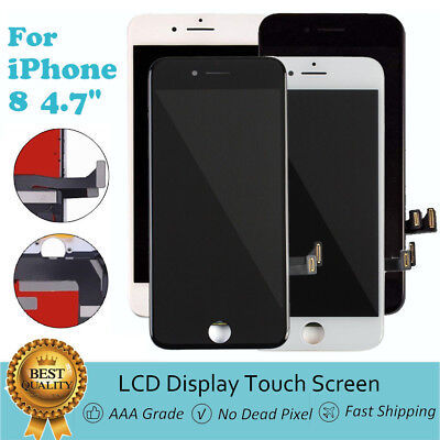"""For iPhone 8 4.7"""" LCD Screen Replacement LCD Display Touch Digitizer+Camera"""