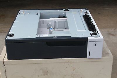 HP CE860A 500-SHEET TRAY 3 FEEDER FOR LASERJET CP5525 CP5225 M750 Refurbished