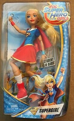 "DC Super Hero Girls Supergirl 12"" Action Figure Toy Brand New  NIB"