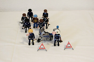 Playmobil Polizei Set Gefangenentransport