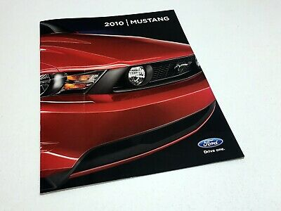 2010 Ford Mustang Brochure