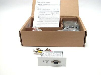 EXTRON VGA/Audio Line Driver with EDID Minder - Extender Plus AAP (60-1262-22)