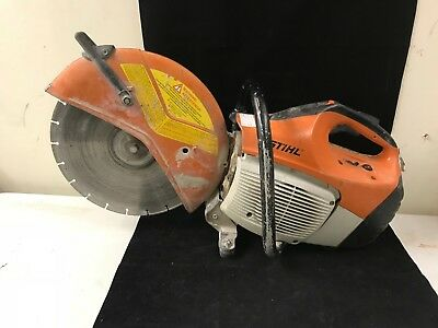 Stihl TS420 Concrete Cut-Off Saw - PREOWNED