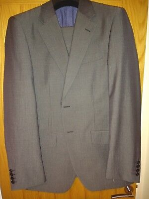 Autograph marks and spencer suit 40