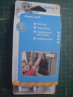 New Safety 1st Oven Lock & 3 x Soft Corner Cushions & 8 x Socket Covers