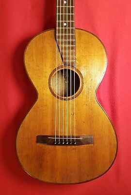 Old Romantic Guitar / Chitarra Antica Fine 800 Inizo 900