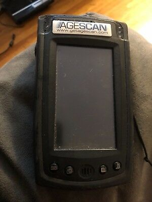 Agescan scanner ID checker
