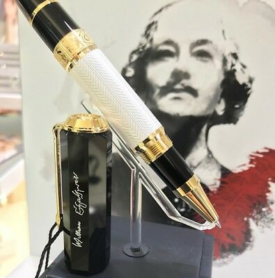 NEW Montblanc Writers Edition 2016 William Shakespeare Rollerball