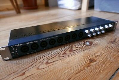 Presonus Audiobox 1818VSL: USB Audio Interface