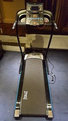 Everlast Bluetooth Everfit XV10 Treadmill + Maintenance Kit